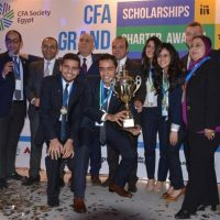 مسابقة التحدى البحثى للجمعية المصرية للمحللين الماليين