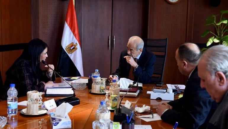 مجلس الوزراء ووزيرة السياحة
