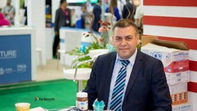 أسامة سليم، رئيس شركة بوليدو للصناعات الغذائية