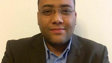 كريم محمد، المدير المالي لشركة إيجي ديري للصناعات الغذائية