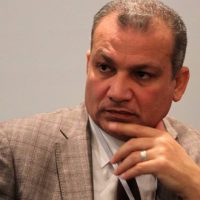 خالد صديق المدير التنفيذى لصندوق تطوير المناطق العشوائية