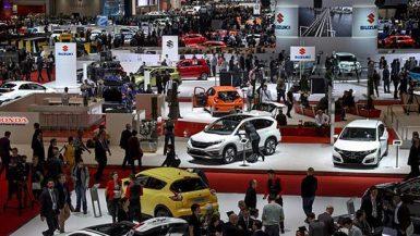 معرض جنيف الدولى للسيارات