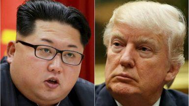 امريكا وكوريا الشمالية