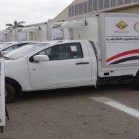 «تحيا مصر» يُسلم 356 سيارة نقل للشباب قبل نهاية أبريل
