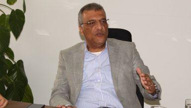 المعتز بهاء الدين العضو المنتدب والرئيس التنفيذي لمدينة دمياط للاثاث