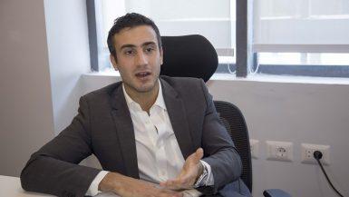 أحمد نافع نائب رئيس مجلس إدارة المصرية للبطاقات (2)