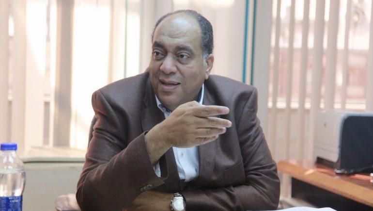أحمد عبدالله رئيس مجلس إدارة المهندس لتأمينات الحياة (1)
