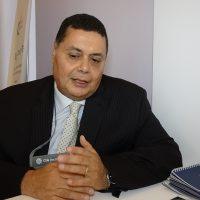 نبيل فرحات العضو المنتدب لشركة القاهرة المالية القابضة للاستثمارات المالية (2)
