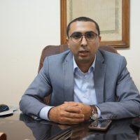 محمد أحمد متولي رئيس مجمع الصناعات الصغيرة بالعجمى