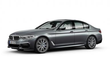 الجيل السابع من BMW الفئة الخامسة