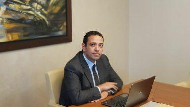 احمد النسر مدير عام شركة الدولية