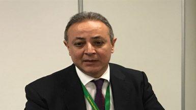 عمرو كامل نائب رئيس البنك الأفريقى للتصدير والاستيراد