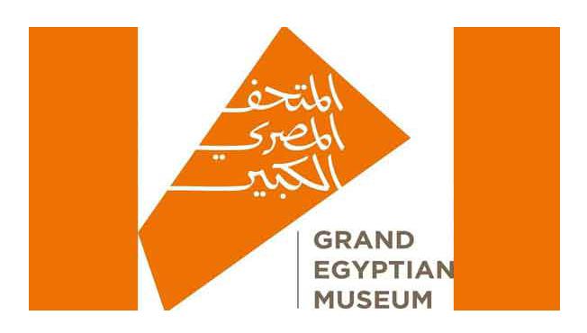 شعار المتحف المصرى الكبير