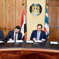 «مبادلة» الإماراتية توقع العقد النهائى لشراء 10% من امتياز حقل غاز «شروق»