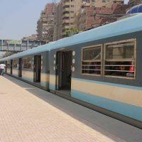 غلق محطة مترو المرج الجديدة 5 أشهر للانتهاء من مشروع ازدواج الخط