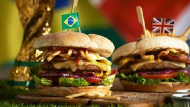 أكلات كأس العالم