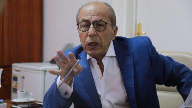 العضو المنتدب للشركة العربية لحليج الاقطان