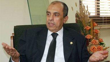 عز الدين أبوستيت وزير الزراعة واستصلاح الأراضي