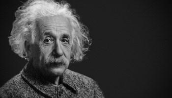 أينشتاين المفقود