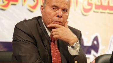 اللواء أحمد عبدالرحيم، رئيس أكاديمية الشروق