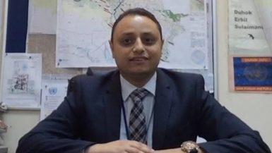 د اشرف عبدالعال. خبير اقتصادي