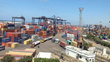ميناء الاسكندرية