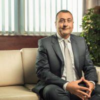 عمرو ابو العزم رئيس مجلس ادارة شركة تمويلي للتمويل المتناي الصغر