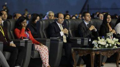 جلسة نموذج محاكاة القمة العربية الأفريقية