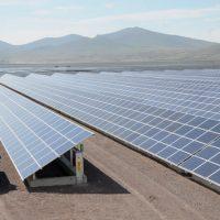 محطة طاقة شمسية - ارشيفية