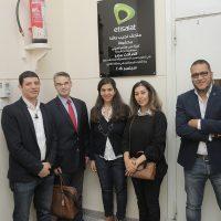 اتصالات مصر تدعم القصر العيني بحلول تكنولوجية