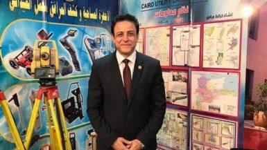 اللواء أحمد فؤاد نائب محافظ القاهرة