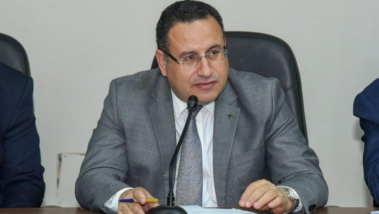 عبد العزيز قنصوة .. محافظ الاسكندرية
