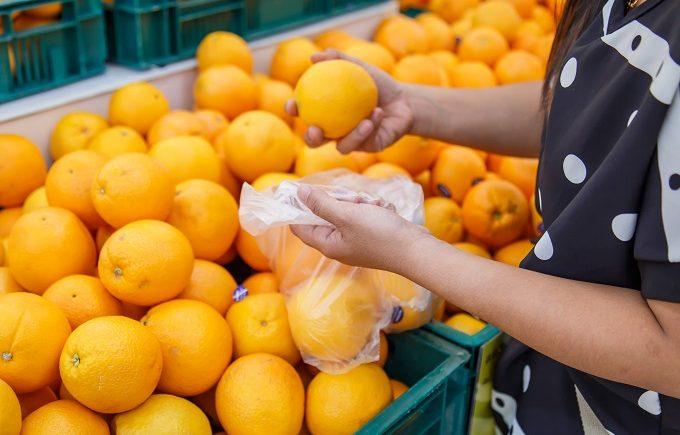 صادرات الموالح المصرية ؛ البرتقال