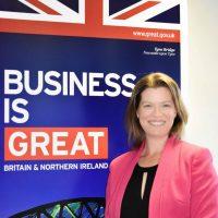إيما ويد سميث المفوضة البريطانية للتجارة بأفريقيا