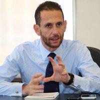 خالد بشارة، الرئيس التنفيذي لشركة أوارسكوم للتنمية مصر