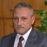 اللواء حمدي عثمان محافظ الإسماعيلية،