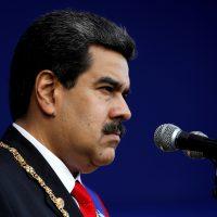 نيكولاس مادورو رئيس فنزويلا