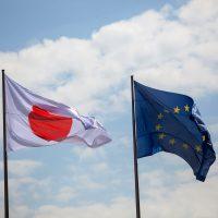 الاتحاد الاوروبى واليابان