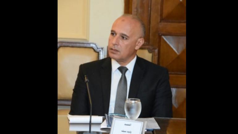 وليد سيف الدين نائب رئيس جهاز تنمية التجارة الداخلية