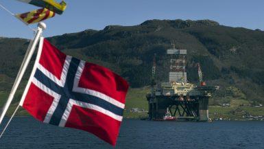 البترول النرويجى