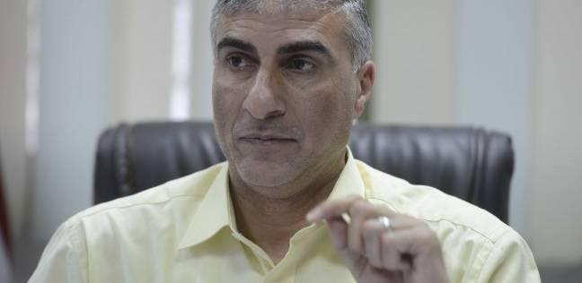 أمين غنيم، رئيس جهاز مدينة السادات
