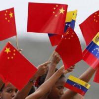 الصين وفنزويلا