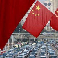 مبيعات السيارات الأجنبية في الصين