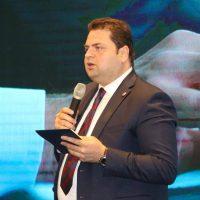 محمد أمين الحوت رئيس لجنة الصناعة بالجمعية المصرية اللبنانية لرجال الاعمال