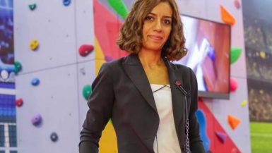 سارة أبو العيون ؛ شركة خاطر سبورت للتطوير العقارى الرياضى