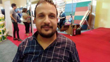 خالد عمر ؛ مجموعة إسكندرية للدهانات وكيماويات البناء ؛ بنترا للدهانات