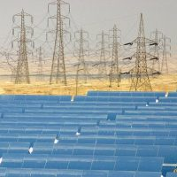 قطاع الكهرباء والطاقة الجديدة والمتجددة في مصر
