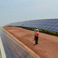 الطاقة المتجددة ؛ الطاقة الشمسية في دول أفريقيا