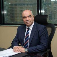 تامر جمعة نائب رئيس البنك الزراعى المصرى