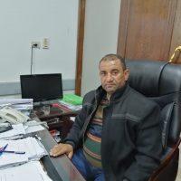 رجب سالمان عبدالرحيم رئيس جهاز مدينة سوهاج الجديدة
